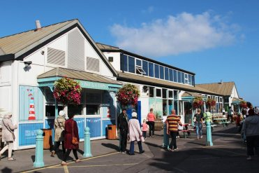 Beach Hut Cafe, Mumbles