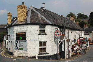 Bridge End Inn, Crickhowell