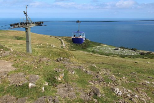 Cable car, Great Orme
