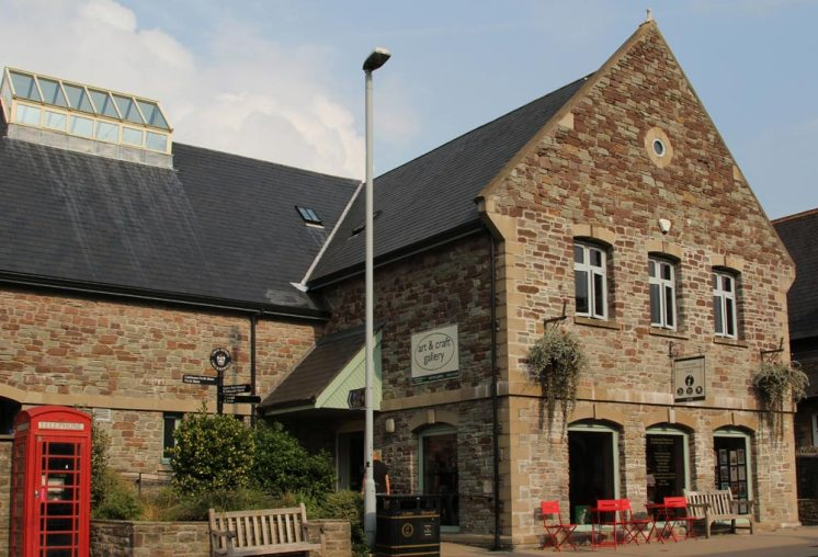 Crickhowell Resource and Information Centre, Crickhowell