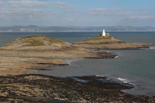 Mumbles Head, Bracelet Bay, Mumbles