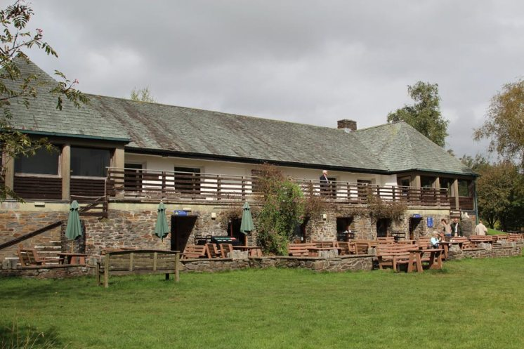 National Park Visitor Centre, Libanus, Brecon Beacons