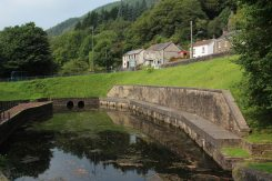 Resolven Lock, Neath Canal