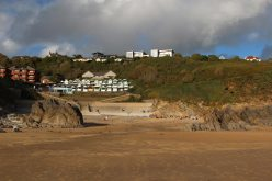 Rotherslade Bay, Langland Bay, Gower
