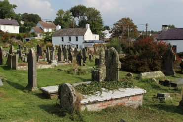 St. Cattwg's Churchyard, Port Eynon