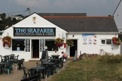 The Seafarer Fish and Chips Cafe, Port Eynon