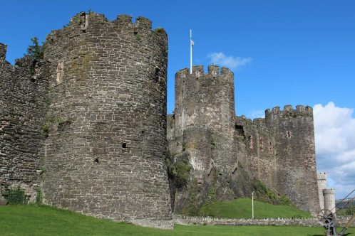 Town Walls and Conwy Castle, Conwy