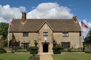 Sulgrave Manor, home of George Washington's ancestors, Sulgrave
