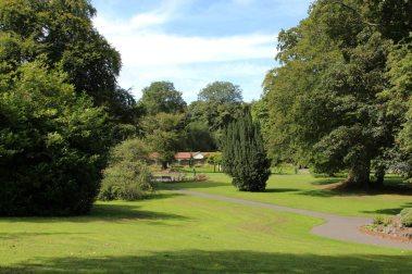 Bedwellty Park, Tredegar