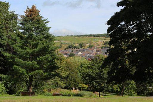 Georgetown, from Bedwellty Park, Tredegar