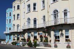 Giltar Hotel, Esplanade, Tenby