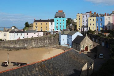 Harbour and Pier Hill, Tenby