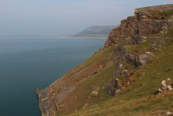 Headland and Rhossili Bay, Rhossili