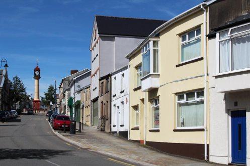 Morgan Street, Tredegar