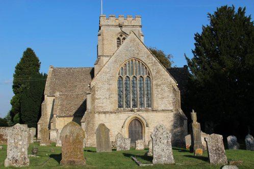 St. Kenelm's Church, Minster Lovell