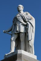 Statue of Prince Albert, Castle Hill, Tenby