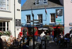 The Lifeboat Tavern, St. Julian's Street, Tenby