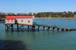 The Old Lifeboat Station, Tenby