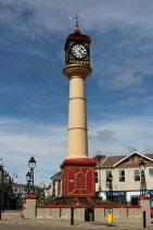 Tredegar Town Clock, Tredegar