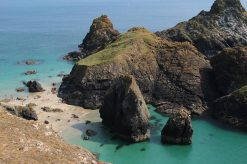 Asparagus Island and the Bellows, Kynance Cove
