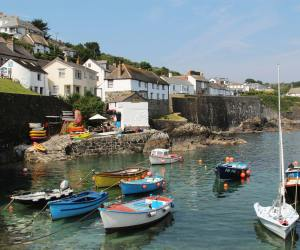 Harbour and village, Coverack