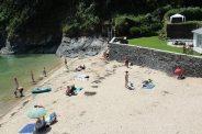Beach, Readymoney Cove, Fowey