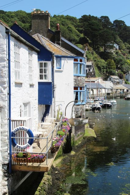Harbour Studio, Polperro Harbour, Polperro