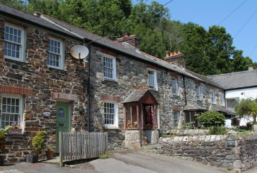 Horseshoe Cottage and Crofters End, Pentewan