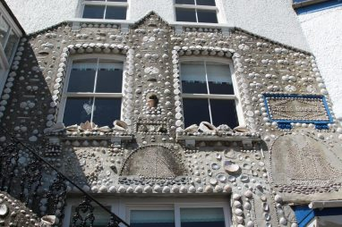 Shell House, The Warren, Polperro