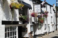 The Noughts and Crosses Inn, Polperro