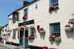 The Ship Inn, Pentewan