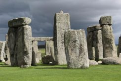 Circle of Sarsen Stones, Stonehenge