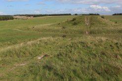 Cursus Barrows and The Cursus, Stonehenge Down, Stonehenge