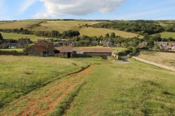 Footpath from St. Catherine's Chapel to Chapel Lane, Abbotsbury