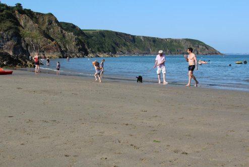Little Perhaver Beach, Gorran Haven