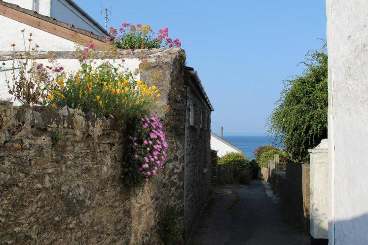 Path to the sea, Gorran Haven