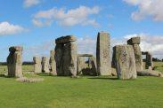 Sarsen Horseshoe and Great Trilithon, Stonehenge