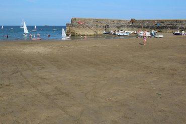 The Quay and beach, Gorran Haven