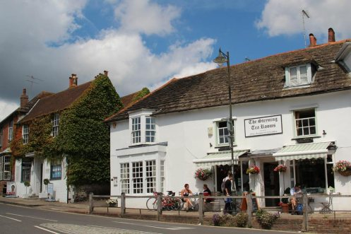 The Steyning Tea Rooms, Steyning