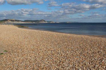 Town Beach and Lyme Bay, Lyme Regis