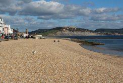 Town Beach, Lyme Regis