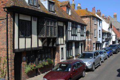 All Saints Street, Hastings