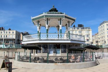 Bandstand Cafe Bistro, Kings Esplanade, Brighton