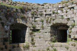 Interior, North Tower, Pevensey Castle, Pevensey