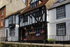 Medieval Lodge Bed & Breakfast, All Saints Street, Hastings
