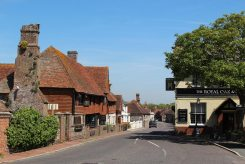 The Royal Oak & Castle Inn, High Street, Pevensey