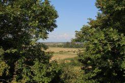 View from Bramber Castle, Bramber