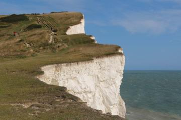 Footpath to Seaford Head, Seaford
