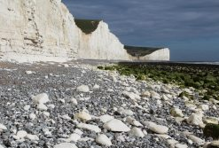 Birling Gap, from beach below Seven Sisters