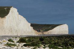 Birling Gap, from beach below Seven Sisters